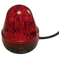 Сигнальная лампа светодиодная красная